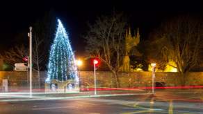 Castleknock lights up for Christmas 2019