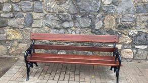 Matching pair of benches