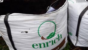 Enrich enriches the village