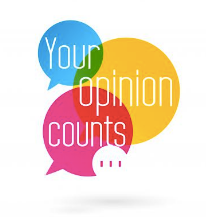 HAVE YOUR SAY, as part of our say!