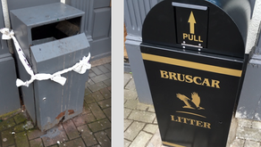 New bin for the heart of the village