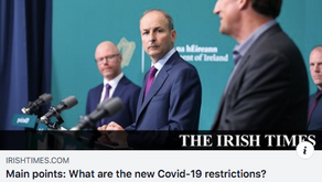 New Covid-19 restrictions