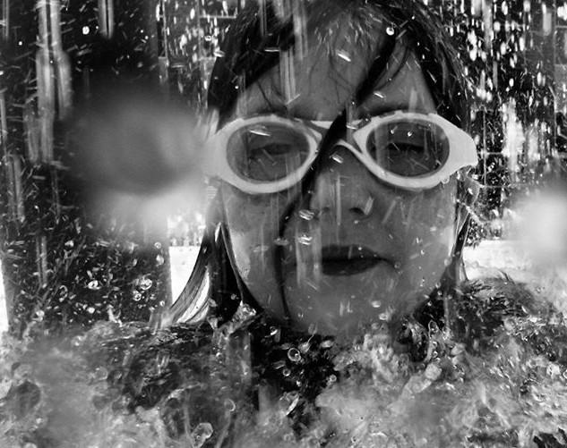 Pool time #bnw_splash #childrenof_instag