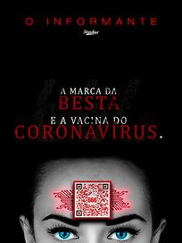 A MARCA DA BESTA E A VACINA DO CORONAVIRUS.