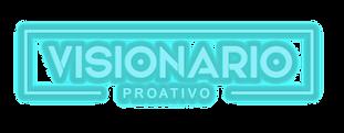 visionario proativo logo e informação qu