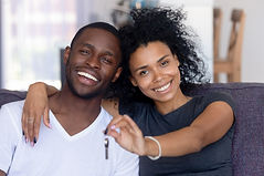 Head shot portrait african mixed race co