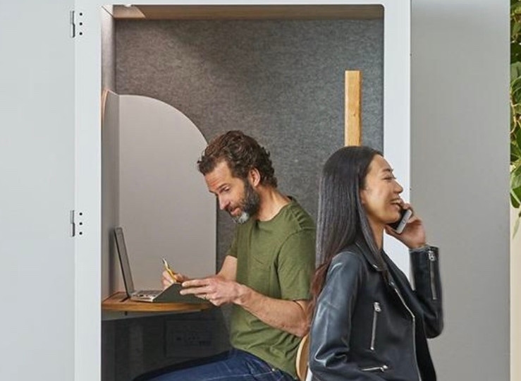 Phonebooth Office Space