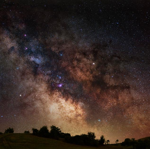 Hungarian Milky Way