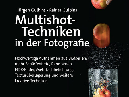 Book appearance: Multishot-techniques in Photography