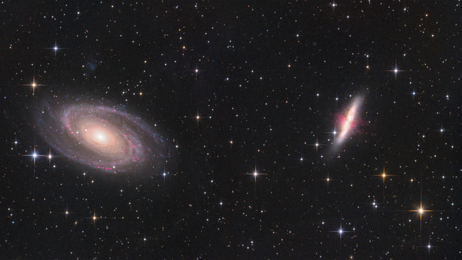 Astrophoto of the week by the Astronomie.de