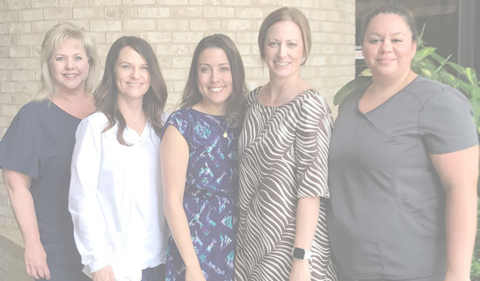 TMS Healthcare Workers at St. John Mental Health Clinic of Houston.