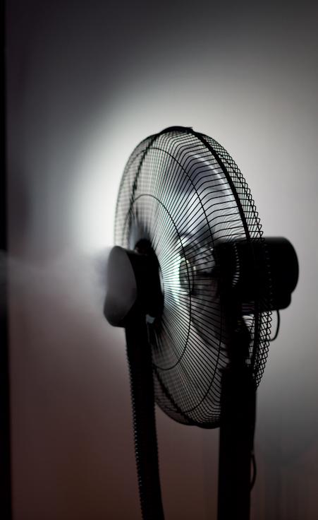 Ventilateur-brumisateur