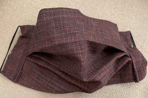 Warm Brown Tweed