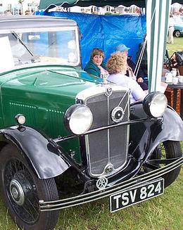 Riviera Classic Car Show 2003