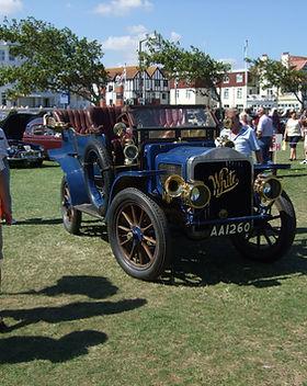 Riviera Classic Car Show 2008