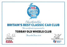 Britain's Top 10 Car clubs