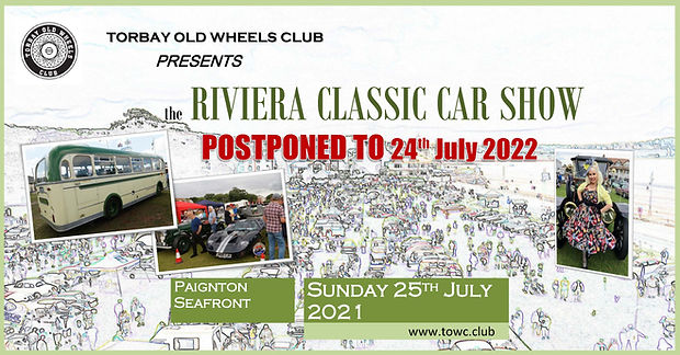 Riviera Classic Car Show 2020 style 1200