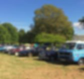 Killerton Classic Car show 2018