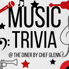 FB Event Cover for The Diner By Chef Glenn