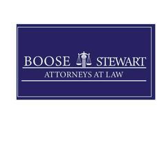 Boose / Stewart Law Offices Logo