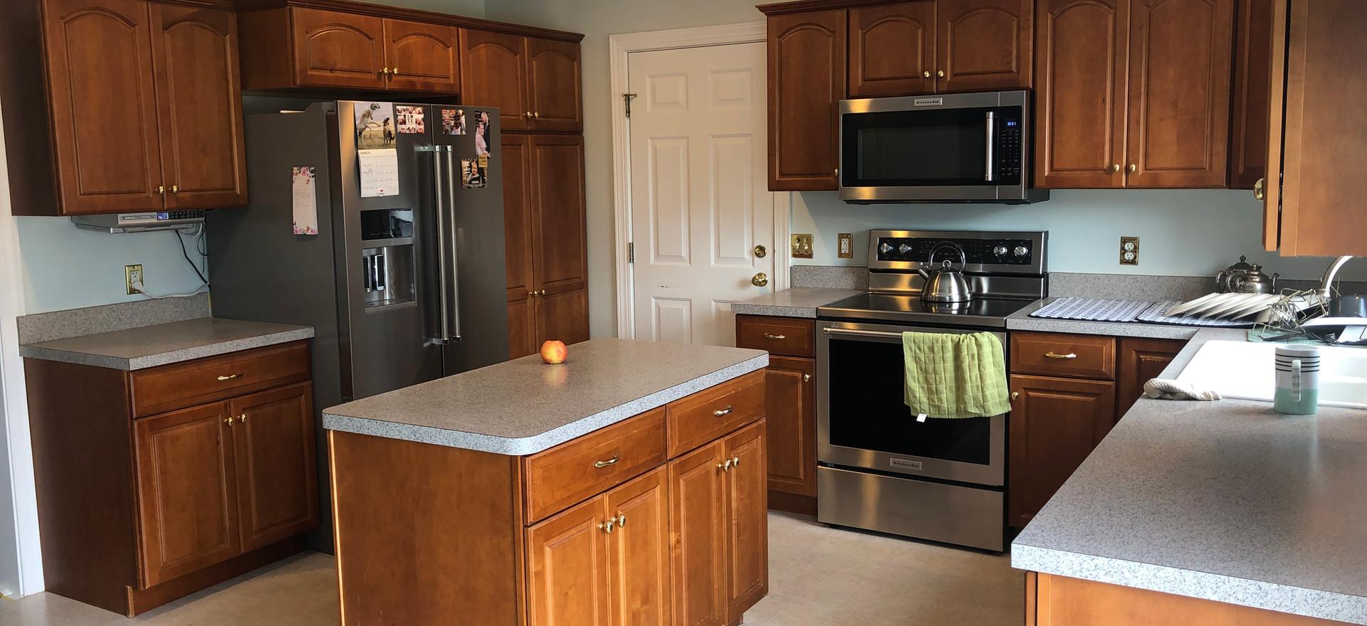 Original Maple Kitchen