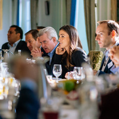 LTC Breakfast with Noor Sweid at the Royal Automobile Club