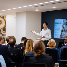LTC presents 'Flexible Workspace After WeWork: The Case for Knotel' at 130 Jermyn Street