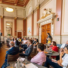 LTC Breakfast on Future Technology in Art at the Royal Academy of Art