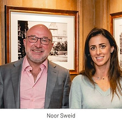 LTC Lunch with Noor Sweid, Forbes Global Top 50 Women in Tech,  67 Pall Mall
