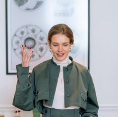 LTC Private Lunch with Natalia Vodianova at Farmacy Restaurant
