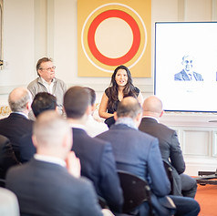 LTC Breakfast ontheFuture Technology in Property at the British Academy, Mayfair