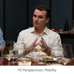 Future of Mobility lunch with Quin Garcia at 67 Pall Mall