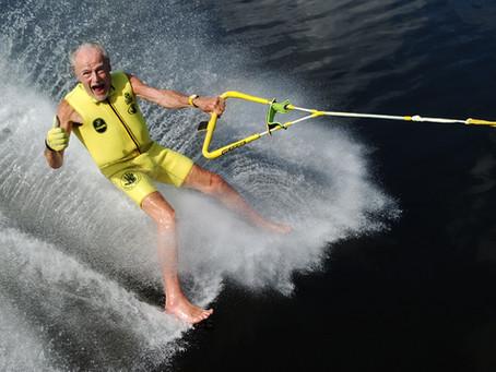 2020 Banana George Blairfoot Bananza raises $4000 for USA Water Ski & Wake Sports Scholarship Fund