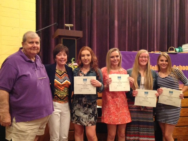 Crisfield Senior Awards 2016 - Parks
