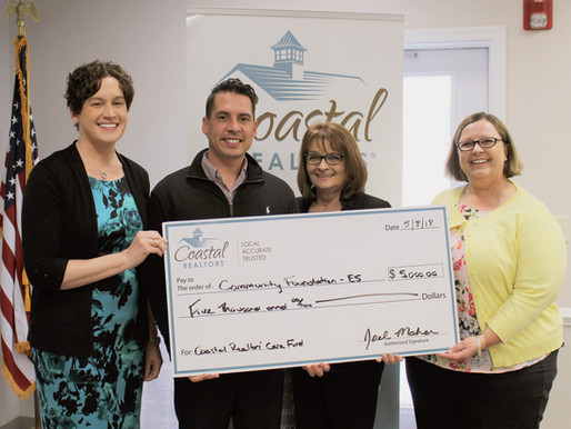 Coastal REALTORS® Foundation established through CFES