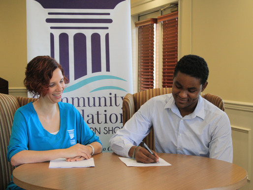 Parkside's Ahmed Awarded Collins Fund Scholarship