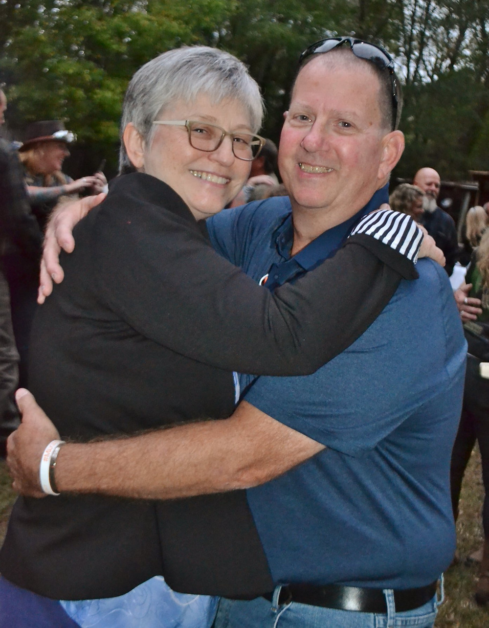 Operation We Care Founders Diana & Jeff Merritt