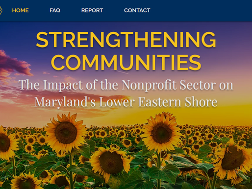 First ever nonprofit impact study results unveiled