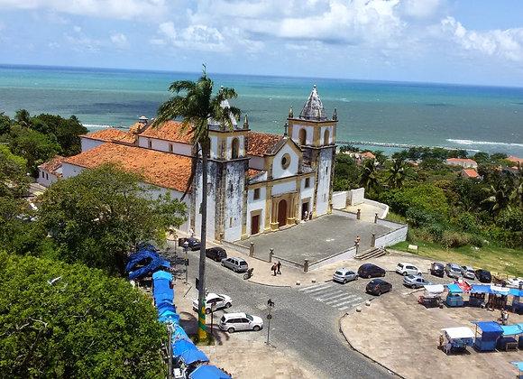 Recife e Olinda- city tour