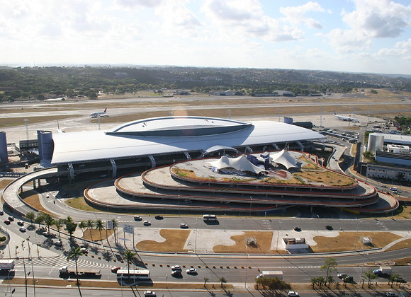 Aeroporto RECIFE x P. DE GALINHAS (até 6 pessoas) carro privativo