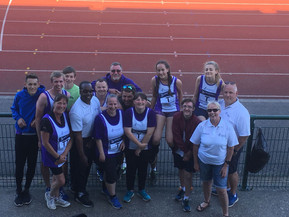 Busy 2 weeks for Thanet Athletics Clubs athletes