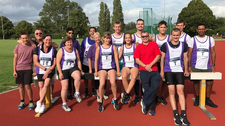 BUSY SEASON FOR THANET ATHLETES!!!