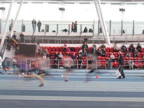 Thanet AC at the County Indoor Championships