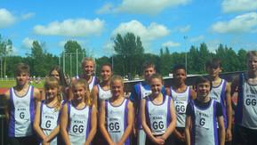 More Success for Thanet Athletes at Ashford KYAL