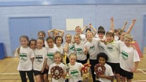 Thanet Primary Schools Yr 3/4 Sportshall Results