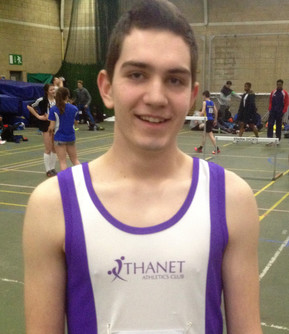 Windsor Open Meeting Success for Thanet AC Athletes