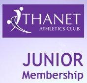 Junior Membership (ages 11 to under 18)