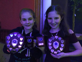 Performance and Commitment Rewarded at Club Celebration Evening