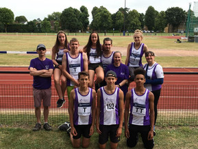 Kent champs-Julie Rose               Stadium