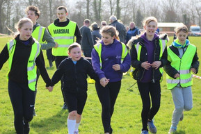 Primary Schools Cross Country Event